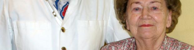 Sigrid Thrun wird bald wieder tanzen